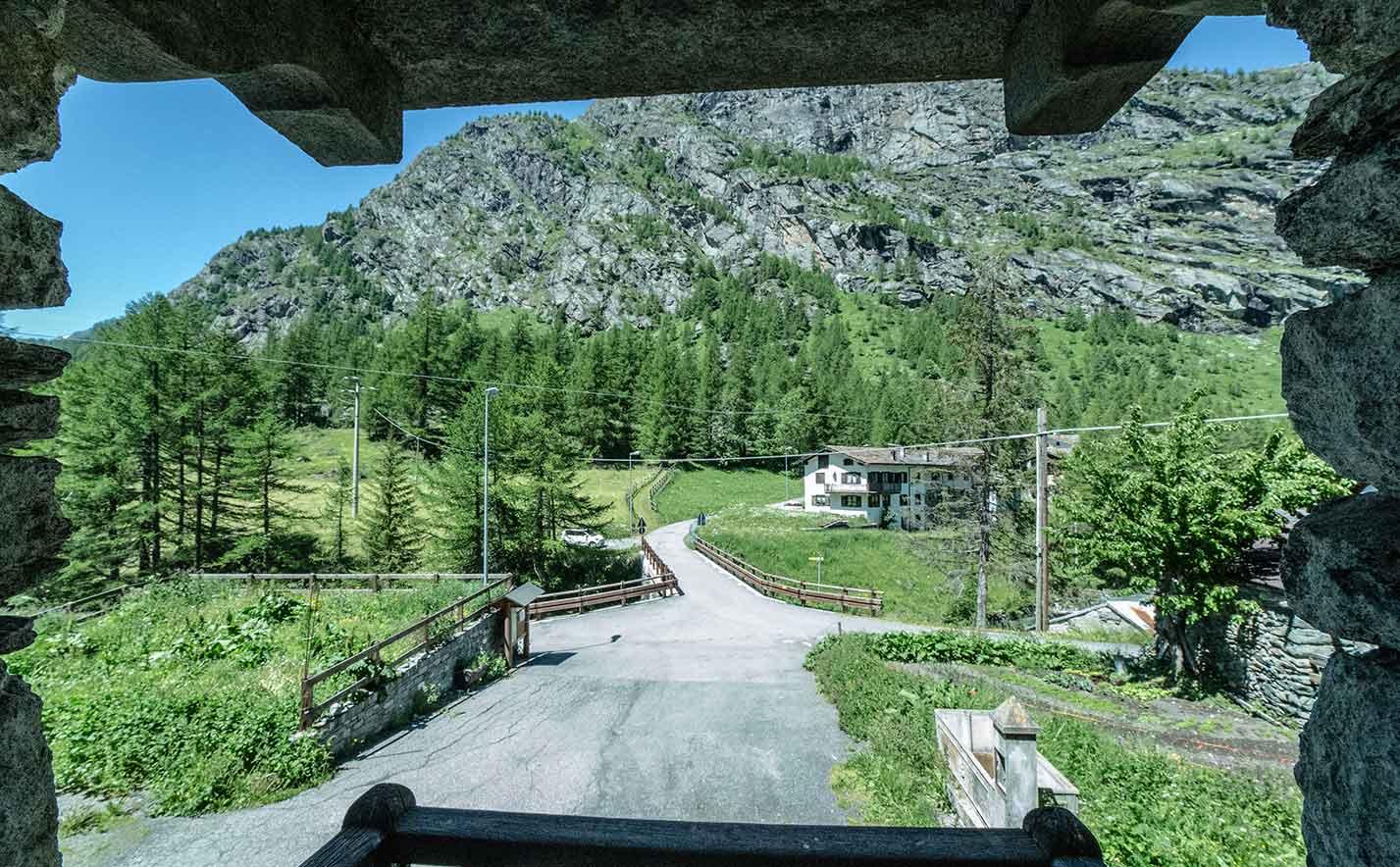 Valgrisenche Case vacanze